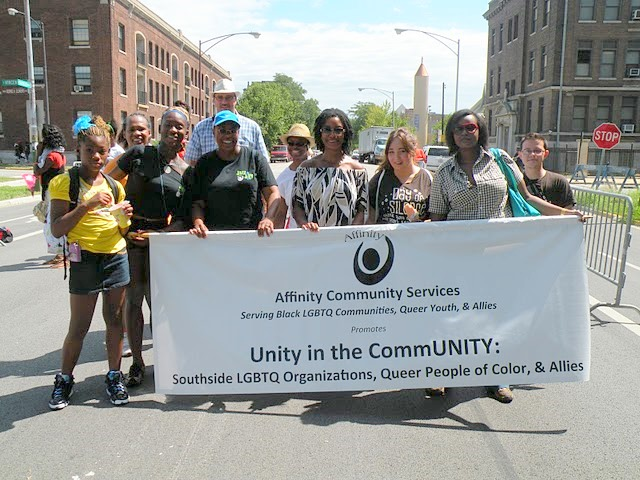 Members of Affinity Community Services
