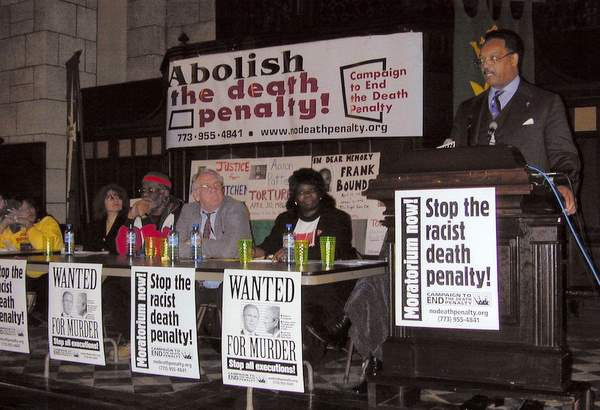 Campaign to Abolish the Death Penalty